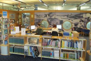 2nd AD Memorial Library