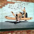 bottisham-mural